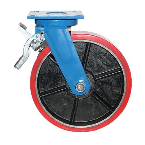 重型超重型聚氨酯脚轮
